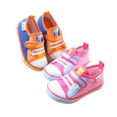 魔法Baby 台灣製兒童帆布鞋 sh4000