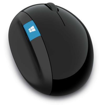 微軟Microsoft Sculpt人體工學滑鼠
