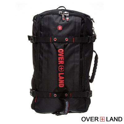 OVERLAND-美式十字軍x率性多功能3WAYS後背包