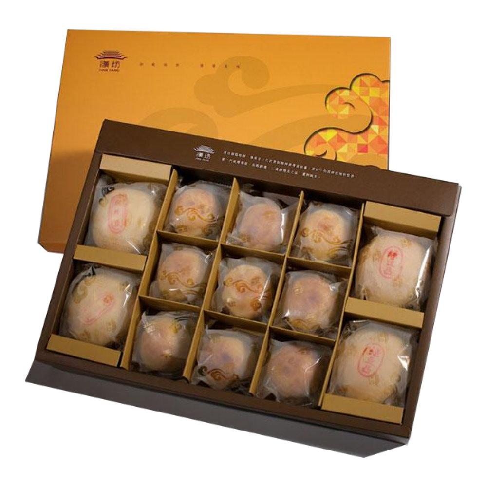 漢坊糕餅 御藏-綜合禮盒x3盒(13入/盒)