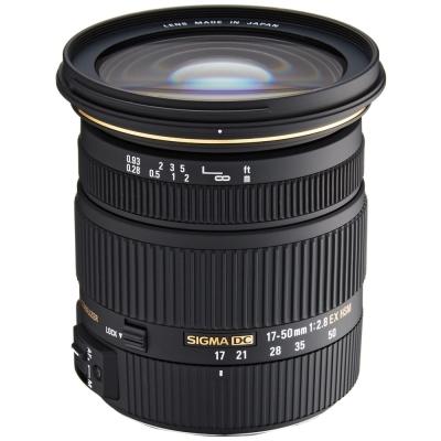 SIGMA 17-50mm F2.8 EX DC OS HSM/平輸