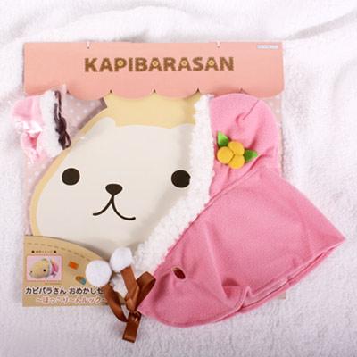Kapibarasan 水豚妹DIY衣服-聖誕節 (30cm公仔)