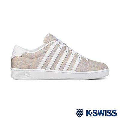 K-Swiss Court Pro ll T CMF休閒運動鞋-女-褐/白
