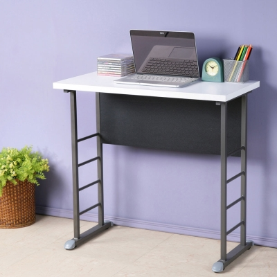 Homelike 查理80x40工作桌-加厚桌面