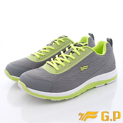 GP運動-超輕量運動款7521M-60綠色(男段)