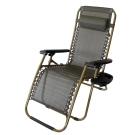 Conalife 二代 頭等艙級160度助睡無段式涼爽躺椅(方格紋)