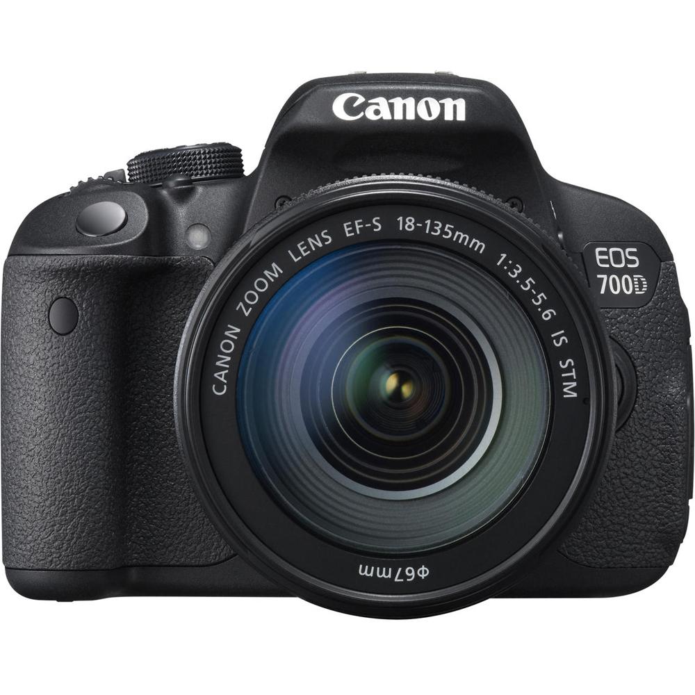 Canon 700D 18-135mm STM 變焦鏡組(公司貨)記憶卡電池組