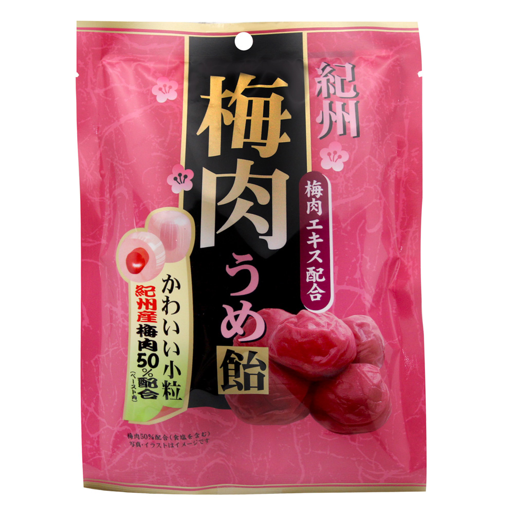 Ribon 紀州梅肉飴(75g)