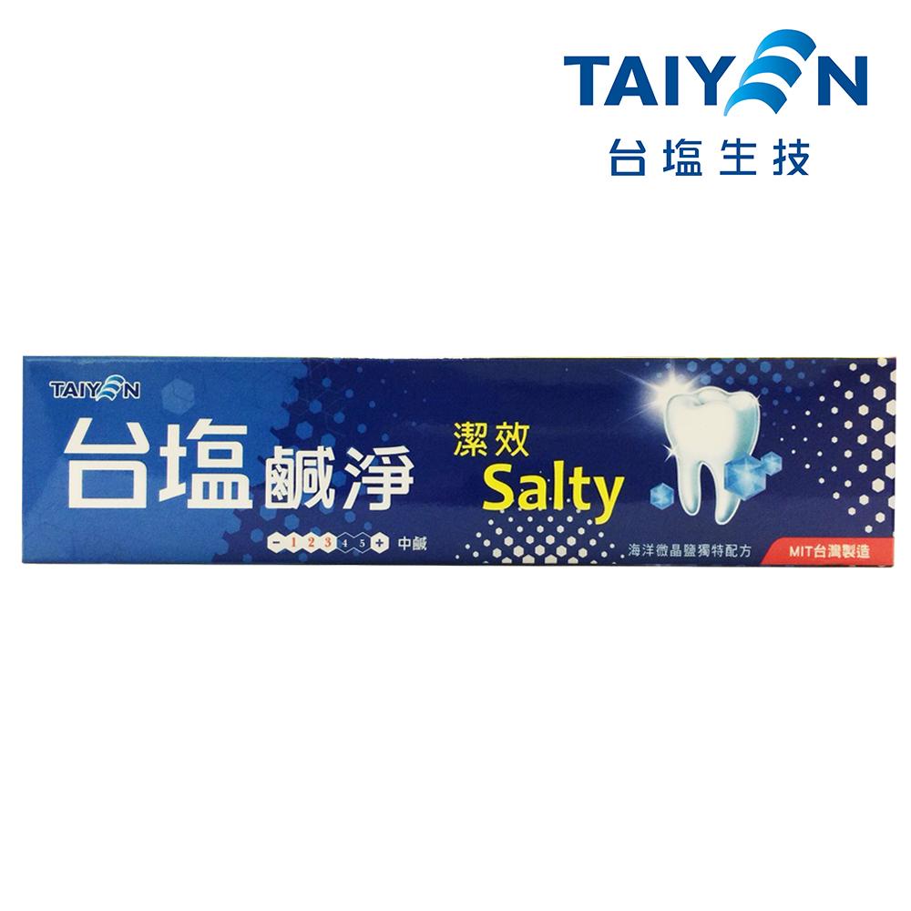台塩 鹹淨潔效牙膏 150g