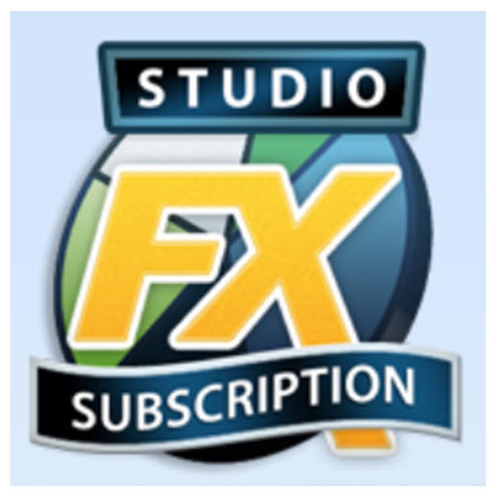 Studio FX Premium (圖表開發)單機版 (下載版)