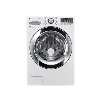 [無卡分期12期]LG WD-S18VBW (18公斤) (白色)蒸氣洗脫滾筒洗衣機