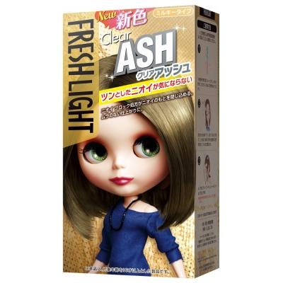 FRESHLIGHT富麗絲 染髮系列冷棕灰(第一劑40g第二劑80ml)