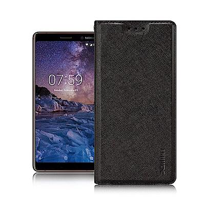 Xmart for Nokia 7 Plus 6吋 鍾愛原味磁吸皮套