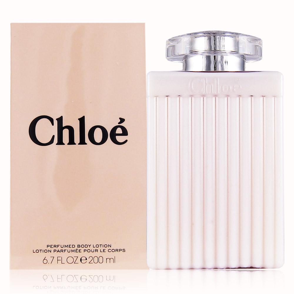 Chloe克羅埃 經典同名香氛身體乳 200ml