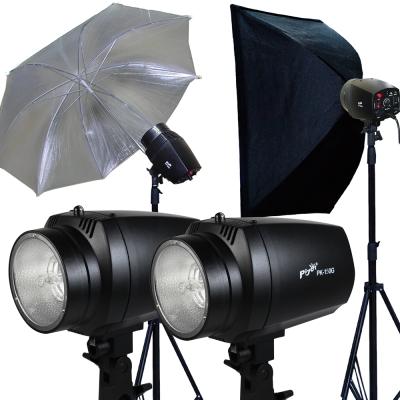Piyet 專業攝影棚雙燈組合 ( PK150G )