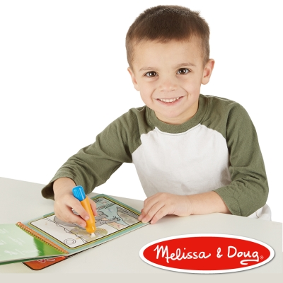 美國瑪莉莎 Melissa & Doug 神奇水畫冊(款式任選)