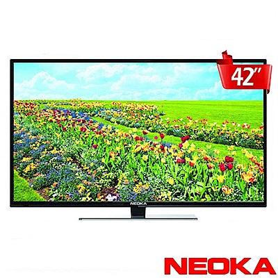 NEOKA新禾42吋 Full HD LED液晶顯示器+視訊盒(42NS50)