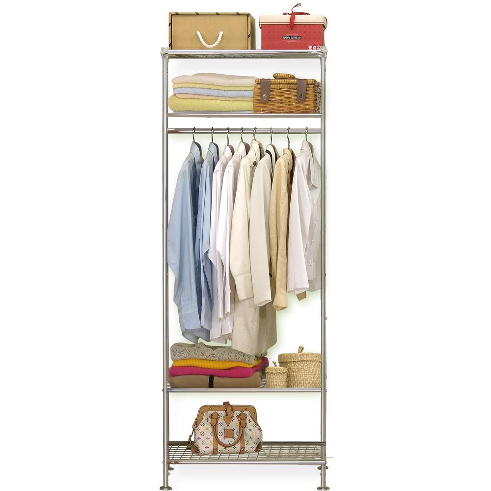巴塞隆納─WP4型60公分衣櫥架 (無防塵)