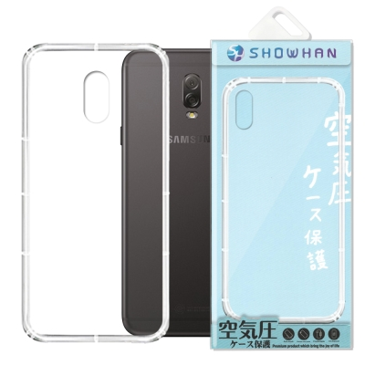 【SHOWHAN】 Samsung Galaxy J7 Plus 空壓手機殼