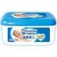 滿意寶寶 溫和純水厚型溼巾盒裝(80片) product thumbnail 1