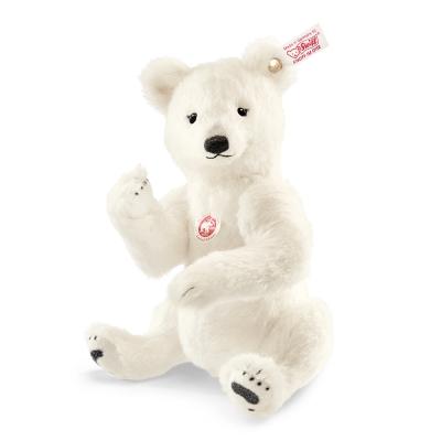 STEIFF德國金耳釦泰迪熊 - Polar Bear (限量版)