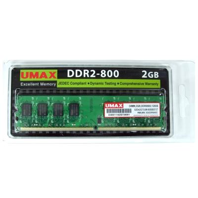 UMAX DDR2-800 2GB   桌上型記憶體