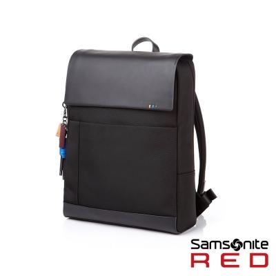 Samsonite-RED-ATICUS-都會雅痞筆電後背包15-6吋-黑