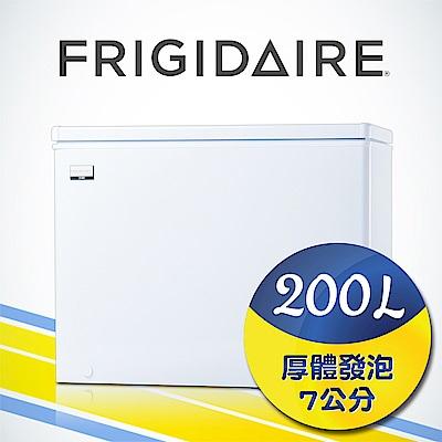 美國Frigidaire富及第 商用等級200L冷凍櫃 FRT-2007HZ 福利品
