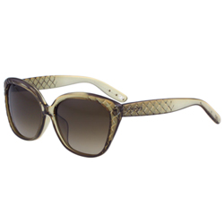 BOTTEGA VENETA太陽眼鏡 (漸層茶色) BV255FS