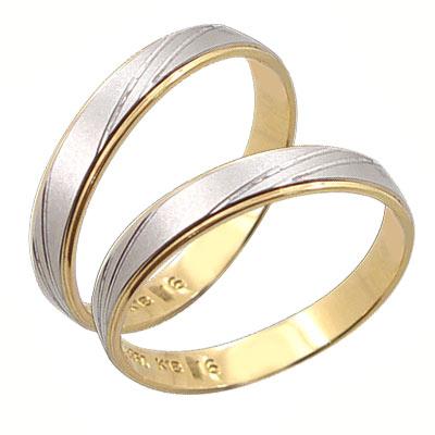 MODDO「愛情見證」日本鉑金+K金對戒