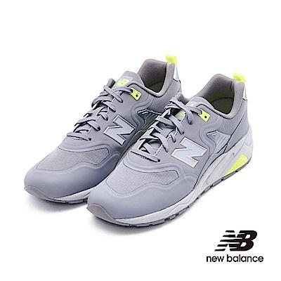 New Balance 580復古鞋MRT580TG中性灰色
