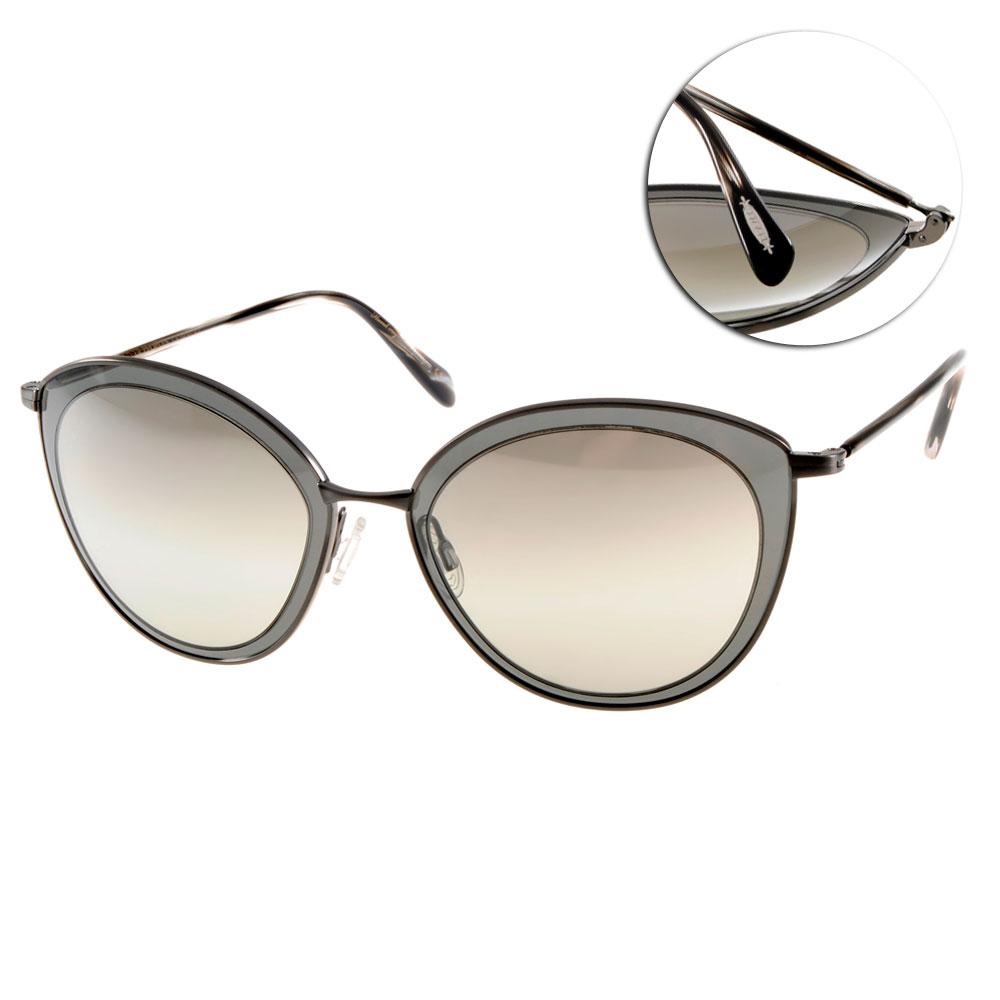 OLIVER PEOPLES太陽眼鏡 好萊塢星鏡/銀#GWYNNE 50416V