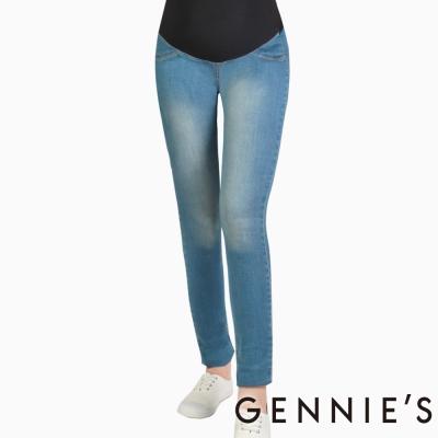 Gennies奇妮-輕托雙享褲(T4B47-牛仔藍)