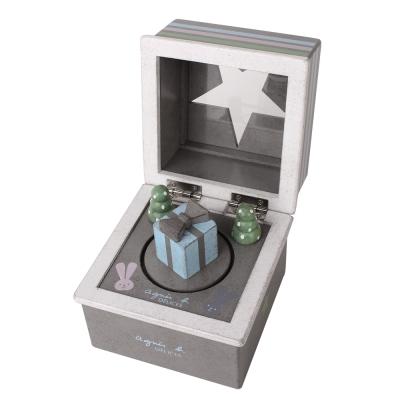 agnes b. 星星翻蓋禮物音樂盒
