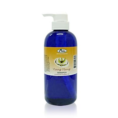 ebio伊比歐伊蘭精油洗髮精500ml-染燙髮質適用