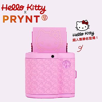 Prynt Pocket手機影片即可拍 Hello Kitty-櫻花粉(公司貨)