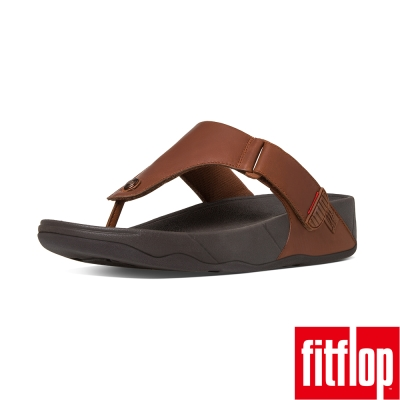 FitFlop TM-TRAKK II TM LEATHER-深褐色