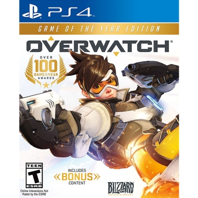 鬥陣特攻 年度版 Overwatch  Game of the Year-PS4英文美版