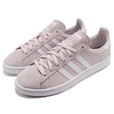 adidas 休閒鞋 CAMPUS W 運動 女鞋