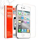 MONIA iPHONE 4 / 4S 日本頂級超透光9H鋼化玻璃膜