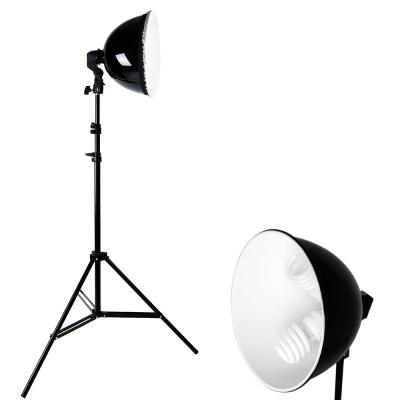 MIT二聯廣口散熱式11吋專業攝影立燈 主燈/補光燈