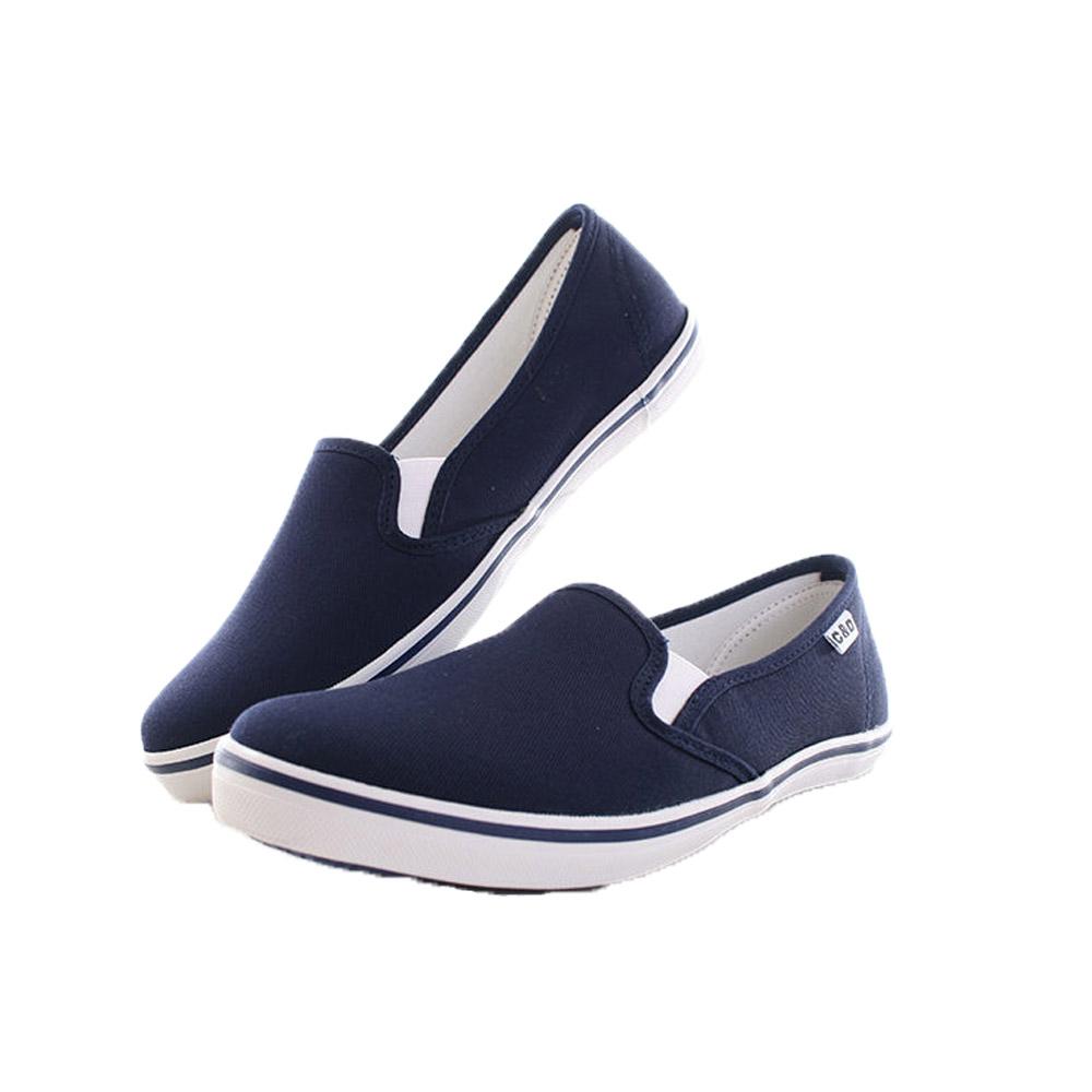 帆布鞋-藍 sh9696