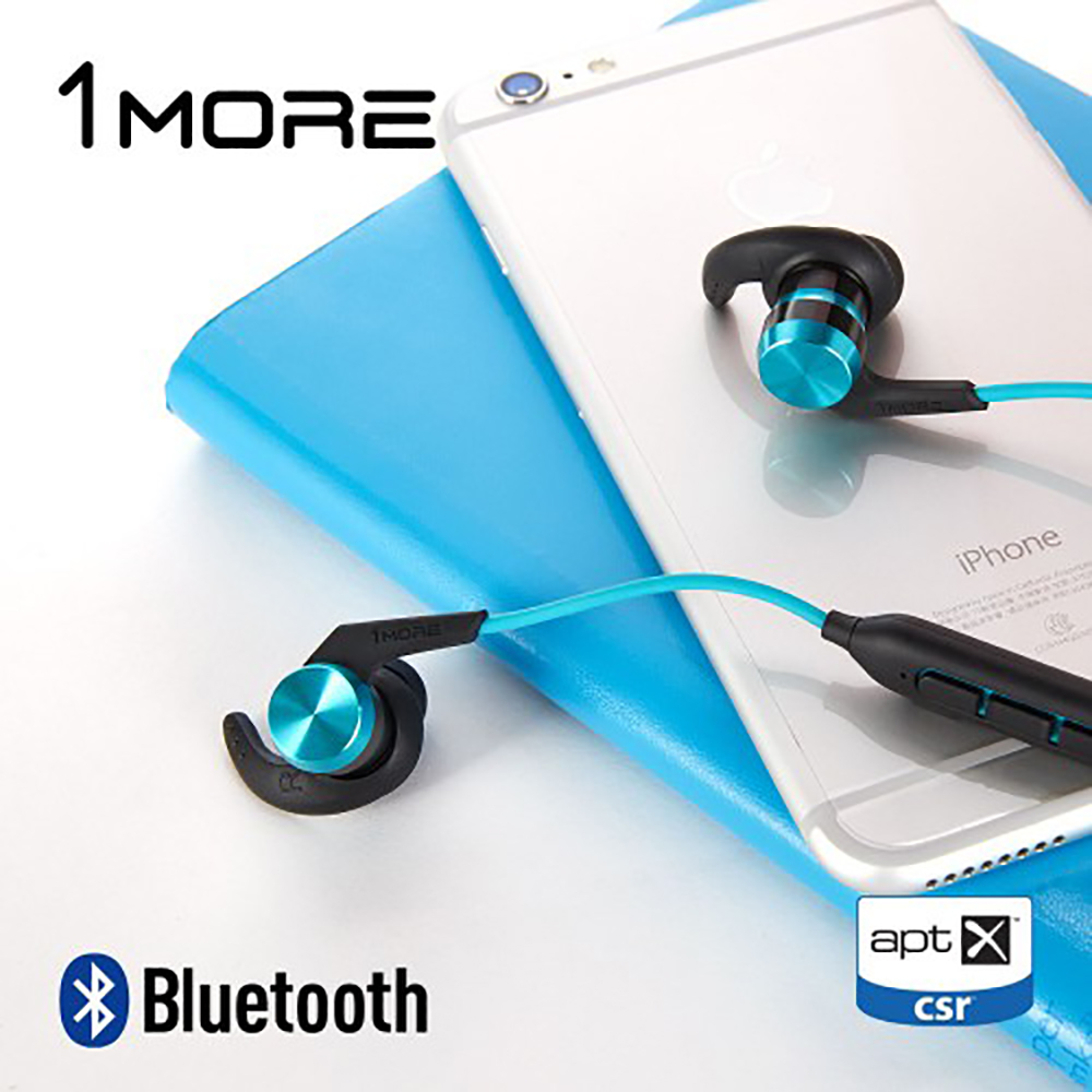 1MORE iBFree 防水運動藍牙耳機 (藍)