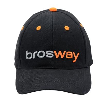 Brosway 棒球帽-黑色