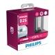 PHILIPS 飛利浦HID 4800K 氙氣車燈-增亮150%(D2S兩入裝)公司貨 product thumbnail 1