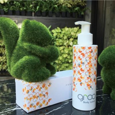 寵愛寶寶groo 奶嘴夾洗髮沐浴乳液親膚禮盒 三件組彌月禮