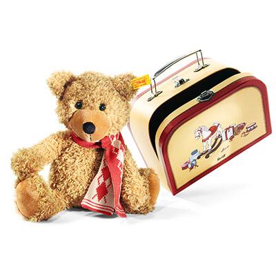 STEIFF德國金耳釦泰迪熊 - Charly Teddy Bear (30cm)