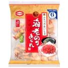 龜田製果 海苔蝦米果(73g)