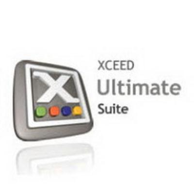 Xceed Ultimate Suite  ( 單機開發授權 )