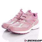 日本DUNLOP機能健走鞋-3E寬楦184-82粉紅-女段